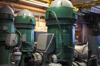 Fall River Pump System Optimization