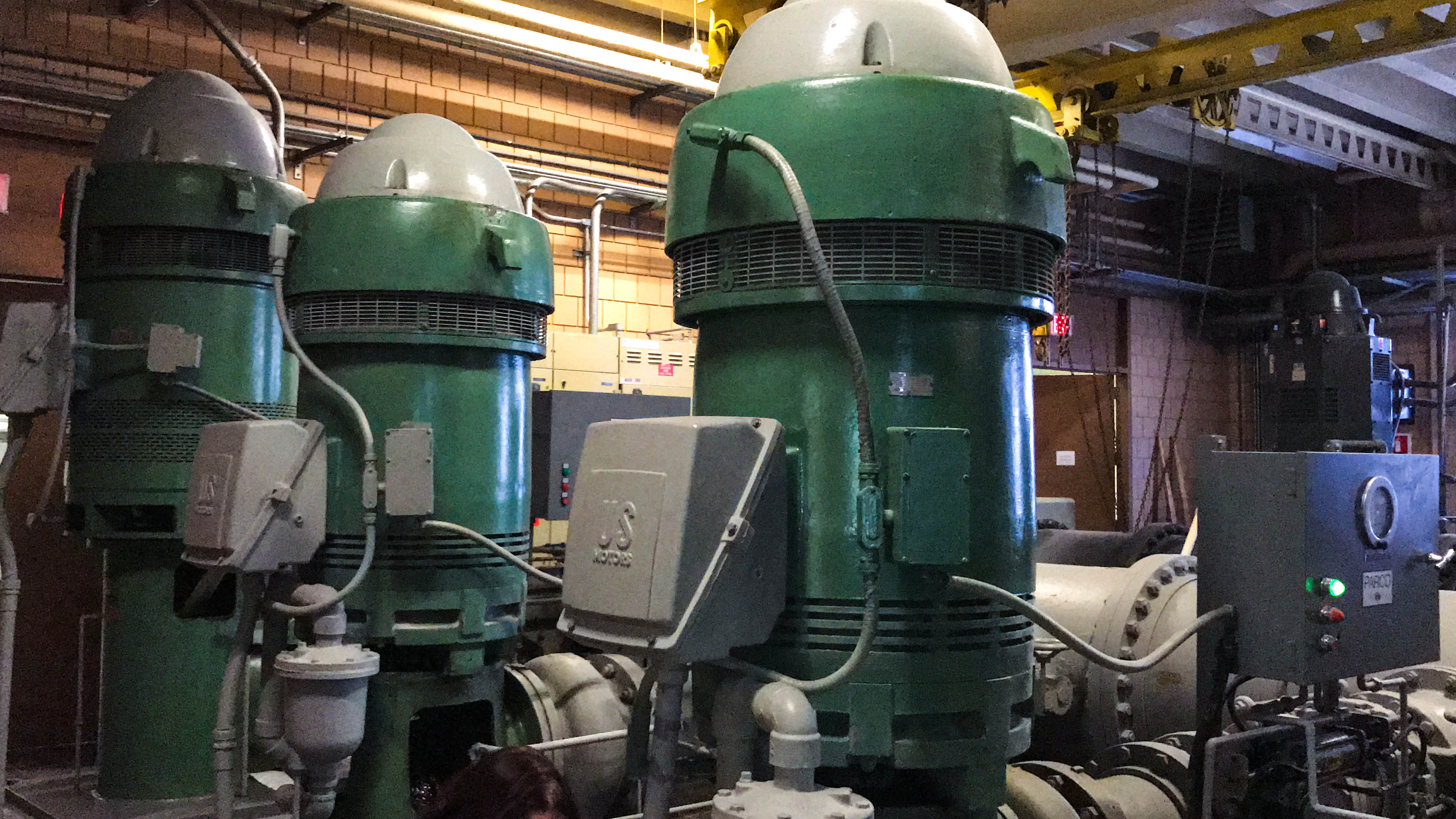 Fall River Pump System Optimization